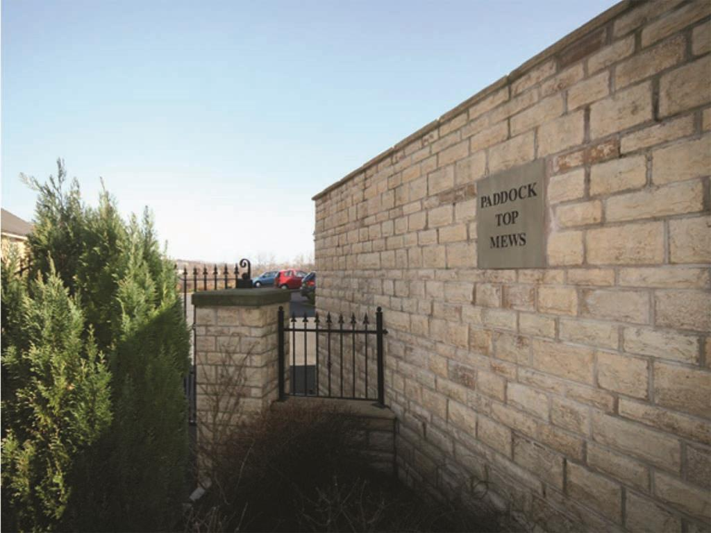 2 bedroom apartment For Sale in Colne - Outside sign.jpg